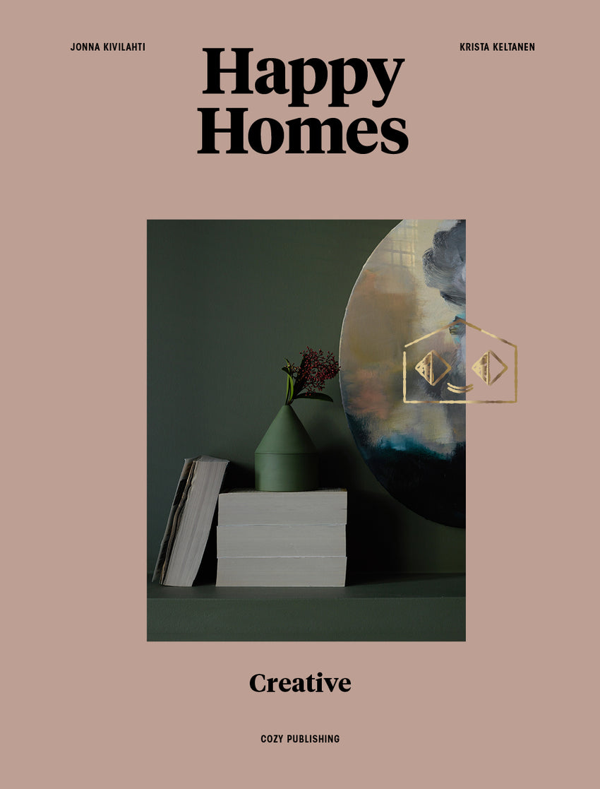 Cozy Publishing / Happy Homes - Creative / 9789527054659