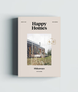 Happy Homes - Hideaways Cozy Publishing, H. Skjalm P.