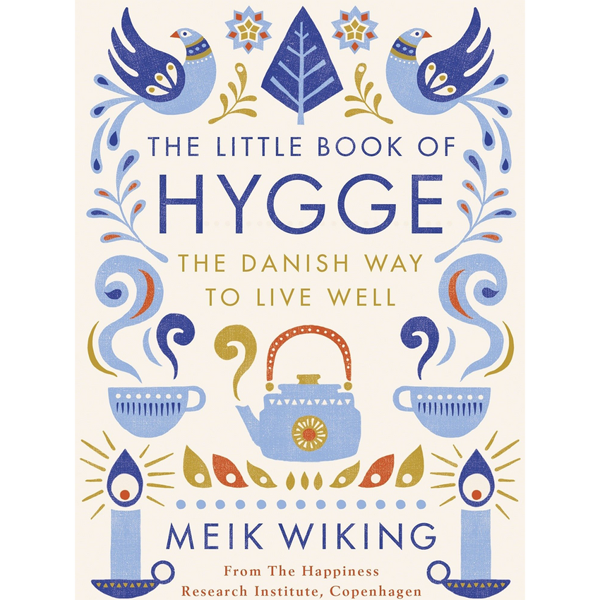 Life / The Little Book of Hygge / 978024128391-2