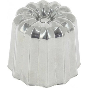 Cannele form, 4,5 cm. De Buyer, H. Skjalm P.
