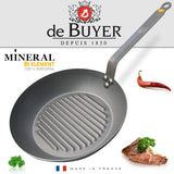 Grill pande, Mineral B Element, 32 cm.