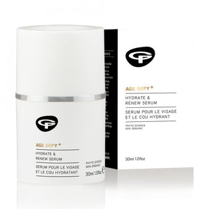AGE DEFY+ HYDRATE & RENEW SERUM 30 ML.