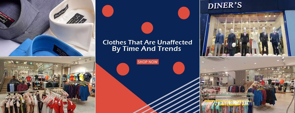 Clothes That Are Unaffected By Time And Trends
