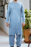 Formal Shalwar Suit for Men EG2593-Blue