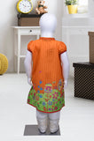 Girls Kurti KGKK-0114-Orange