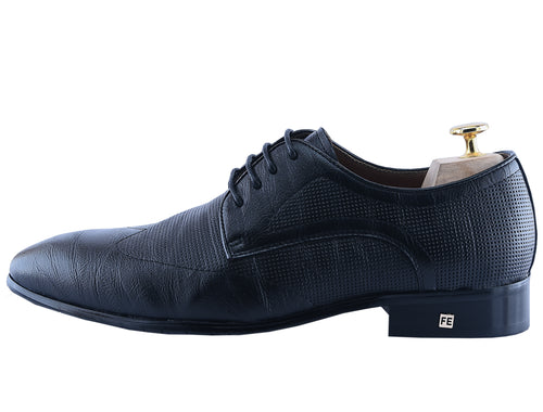 Formal Shoes For Men in Black : SMF0123-BLACK