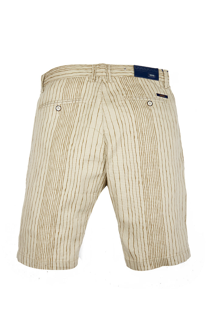 Imported Cotton Shorts : SKU-SH0002 Fawn - Diners