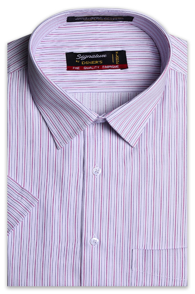 Formal Shirt In Purple SKU: AB14268-Purple