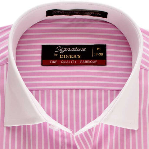 Formal Shirt in PINK SKU: AB15726-PINK