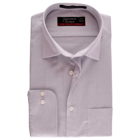 Formal Men Shirt SKU: AB16201-GREY