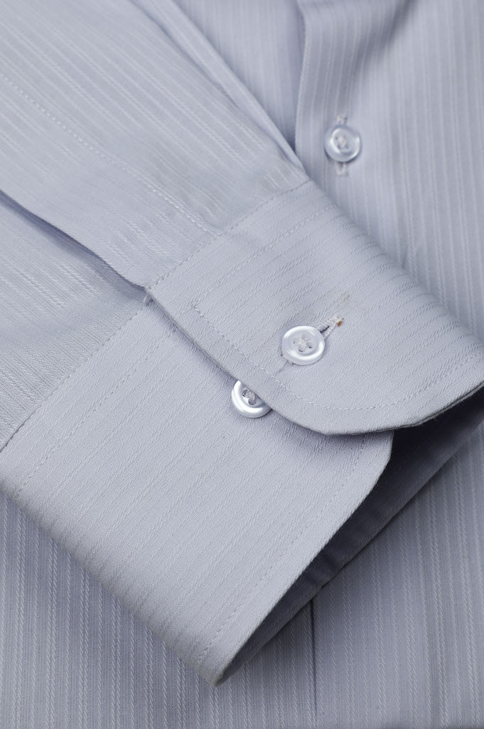 Formal Man Shirt in L-Grey SKU: AB19527-L-GREY - Diners