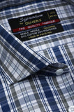 Formal Man Shirt SKU: AB19557-N-BLUE - Diners