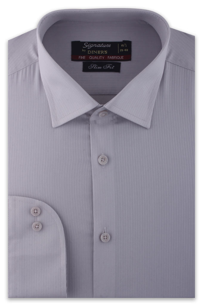 Formal Man Shirt in L-Grey SKU: AB20226-L-Grey