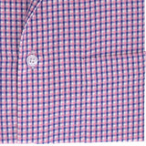Formal Men Half Sleeves Shirt SKU: AD17652-Purple