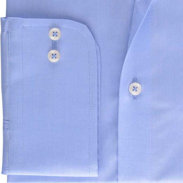 Casual Shirt in Blue SKU: AD18143-BLUE