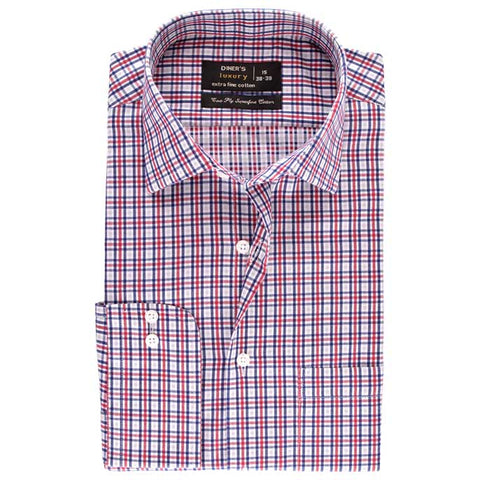 Formal Men Shirt SKU: AD18384-MAROON