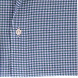 Formal Men Shirt In Blue SKU: AD18516-BLUE