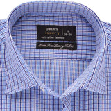 Formal Men Shirt SKU: AD19175-BLUE