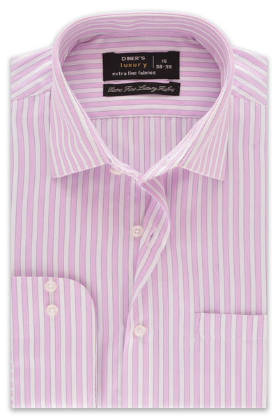 Formal Men Shirt SKU: AD19196-PURPLE