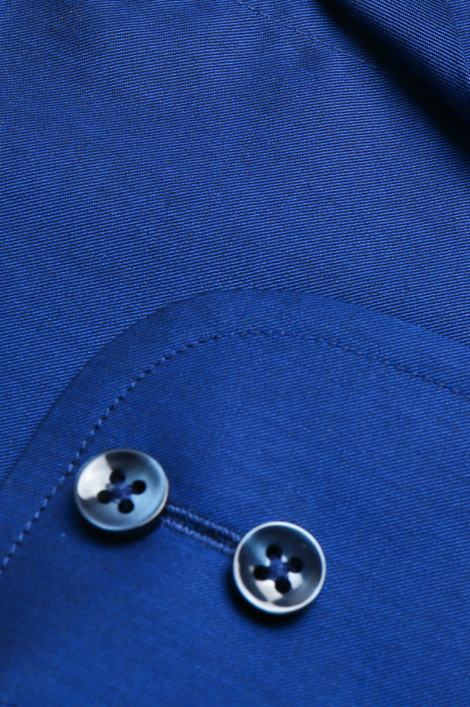 Formal Man Shirt in R-Blue AD20091 - Diners