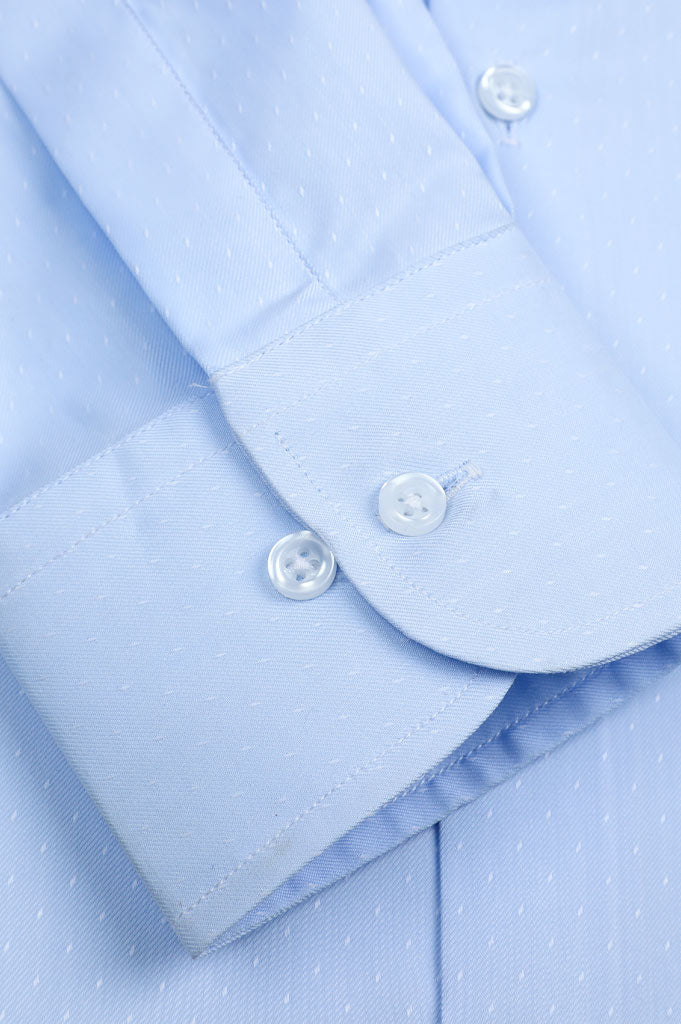 Formal Man Shirt SKU: AD20162-SKYBLUE