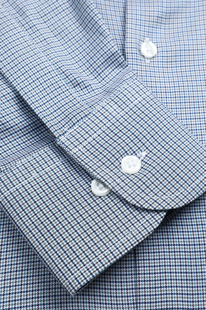 Formal Shirt for Man In Blue SKU: AD21121-Blue - Diners