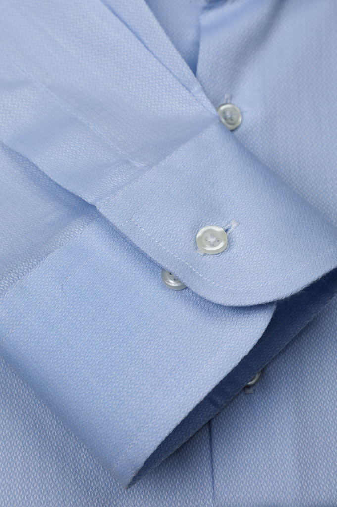 Formal Man Shirt SKU: AD21136-L-BLUE - Diners
