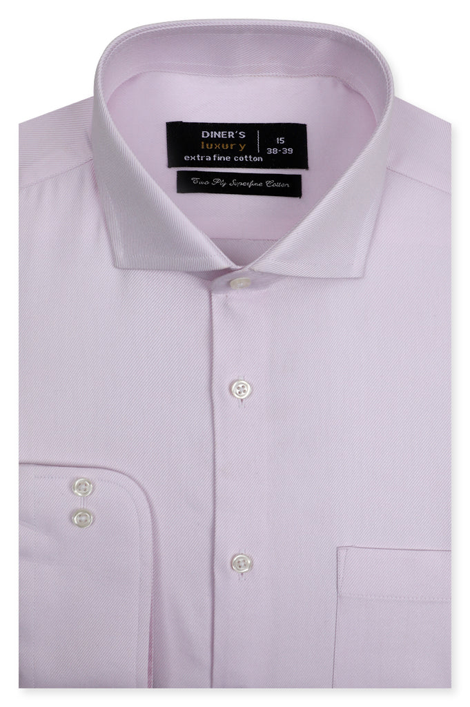 Formal Luxury Shirt SKU: AD21313-L-PINK - Diners
