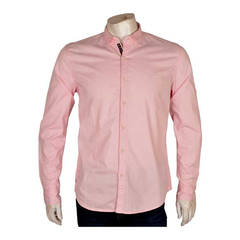 Casual Shirt in Light Pink SKU: AG12413-L-PINK