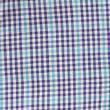 Casual Check Shirt in Purple SKU: AG15798-PURPLE