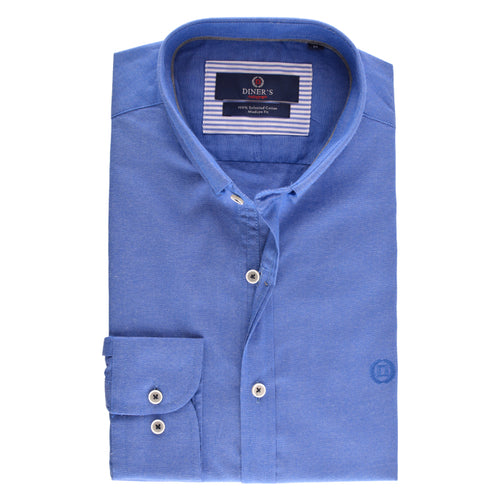 Casual Shirt in R-Blue SKU: AH15786-R-BLUE