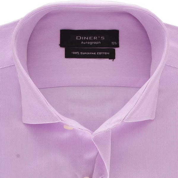 Casual Autograph Shirt in Pink SKU: AH17095-PINK