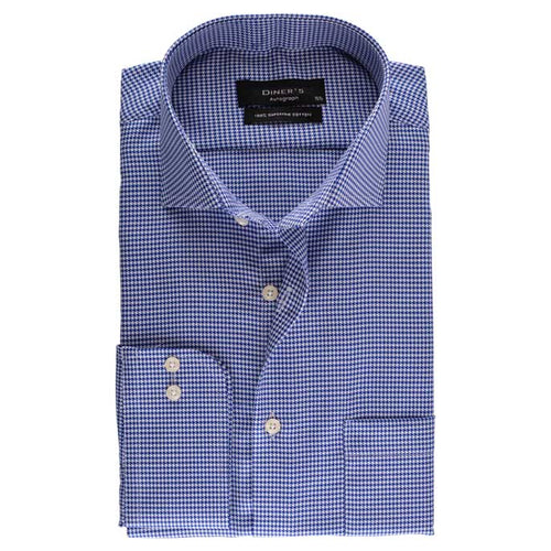 Formal Shirt in SKU: AH17576-R-Blue
