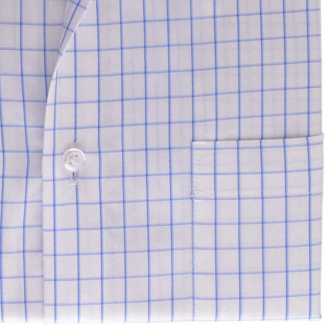 Formal Shirt in SKU: AH18208-White