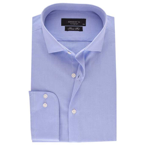 Casual Autograph Shirt in Purple SKU: AH18453-PURPLE