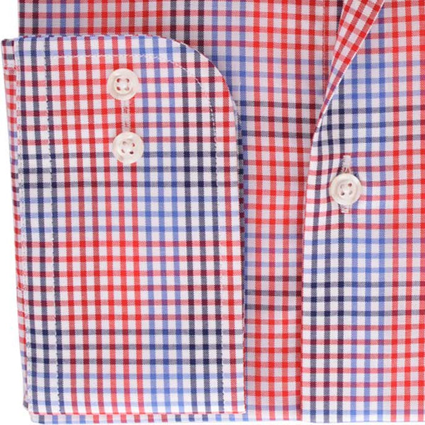 Casual Autograph Shirt in Red SKU: AH18471-Red