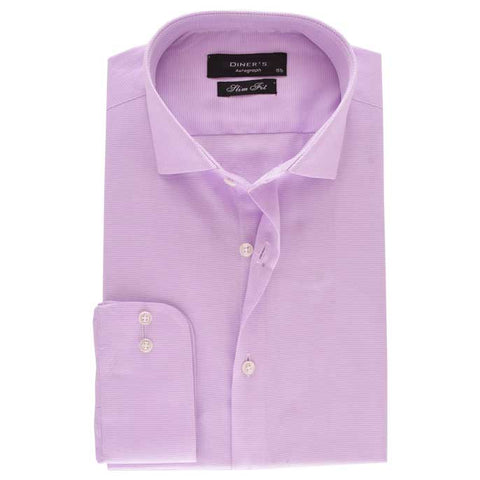 Casual Autograph Shirt in Pink SKU: AH18483-PINK