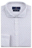 Formal Autograph Shirt SKU: AH20126-White - Diners