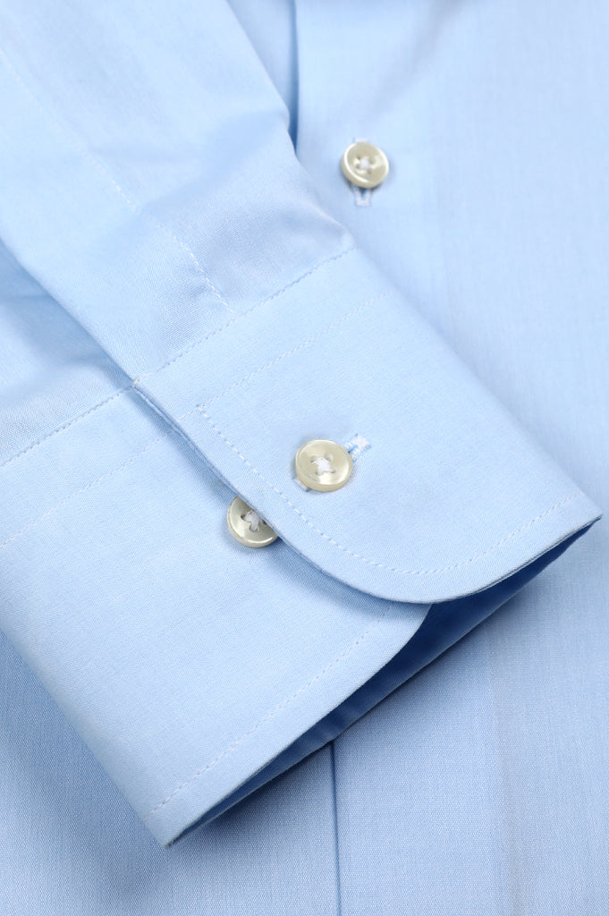 Formal Autograph Shirt in Sky Blue SKU: AH20332