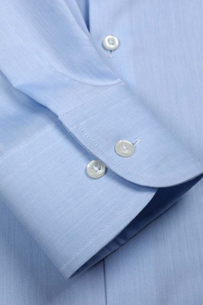 Formal Autograph Shirt in L-Blue SKU: AH20687