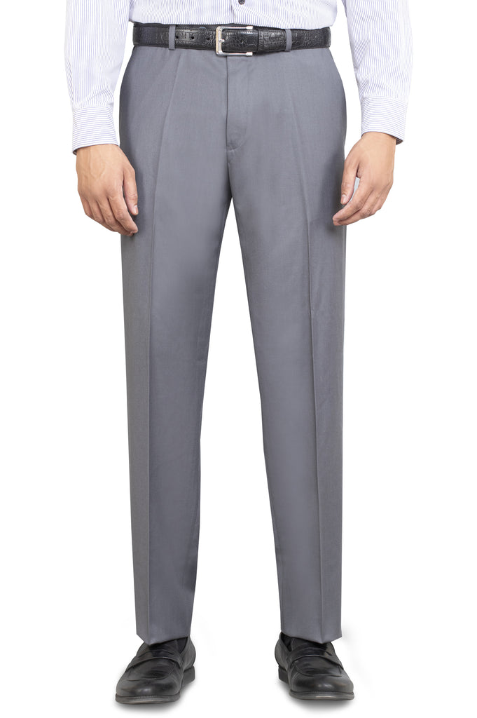 Formal Trouser for Men SKU: BA1458-L-Grey - Diners