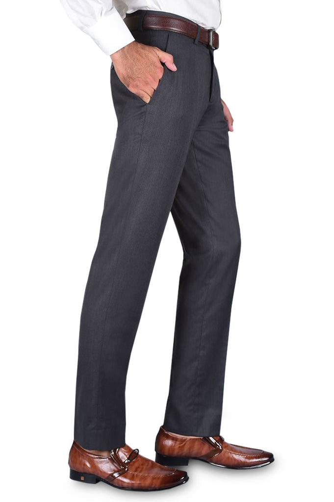 Formal Trouser for Men SKU: BA2261-C-Grey - Diners