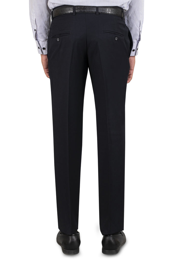 Formal Trouser for Men SKU: BA2334-Dark-Blue - Diners