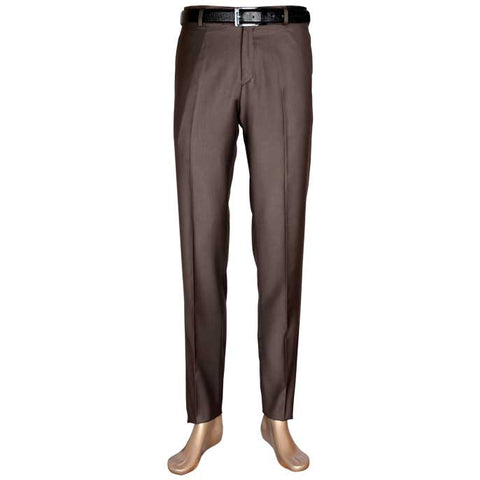 Regular Fit Formal Trouser in Green SKU: BA2455-GREEN