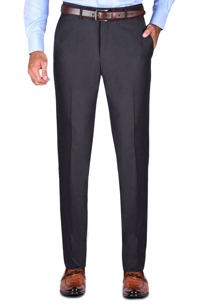 Formal Trouser for Men SKU: BA2832-GREY - Diners