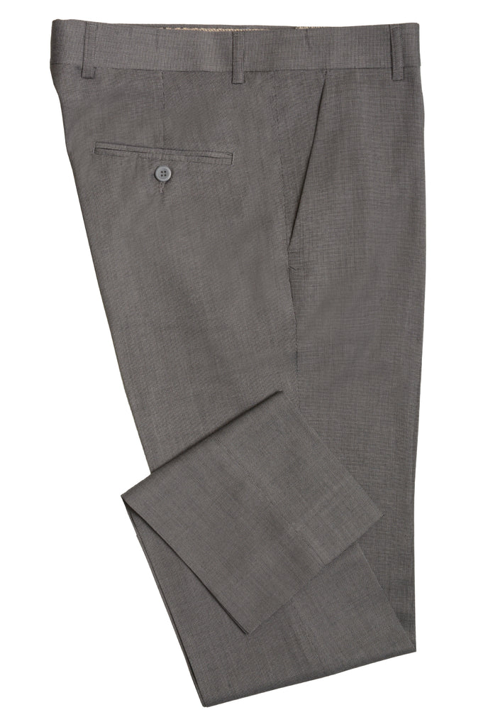 Formal Trouser for Men SKU: BA2868-L-Grey - Diners