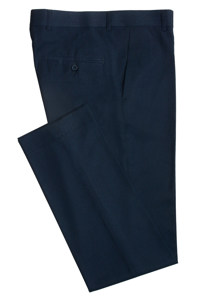 Formal Trouser for Men SKU: BA2869-Blue - Diners