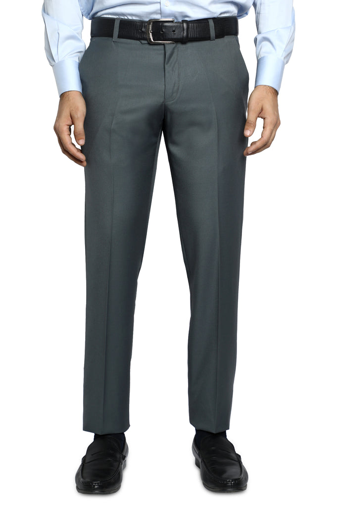 Formal Trouser for Men SKU: BA2879-L-GREY