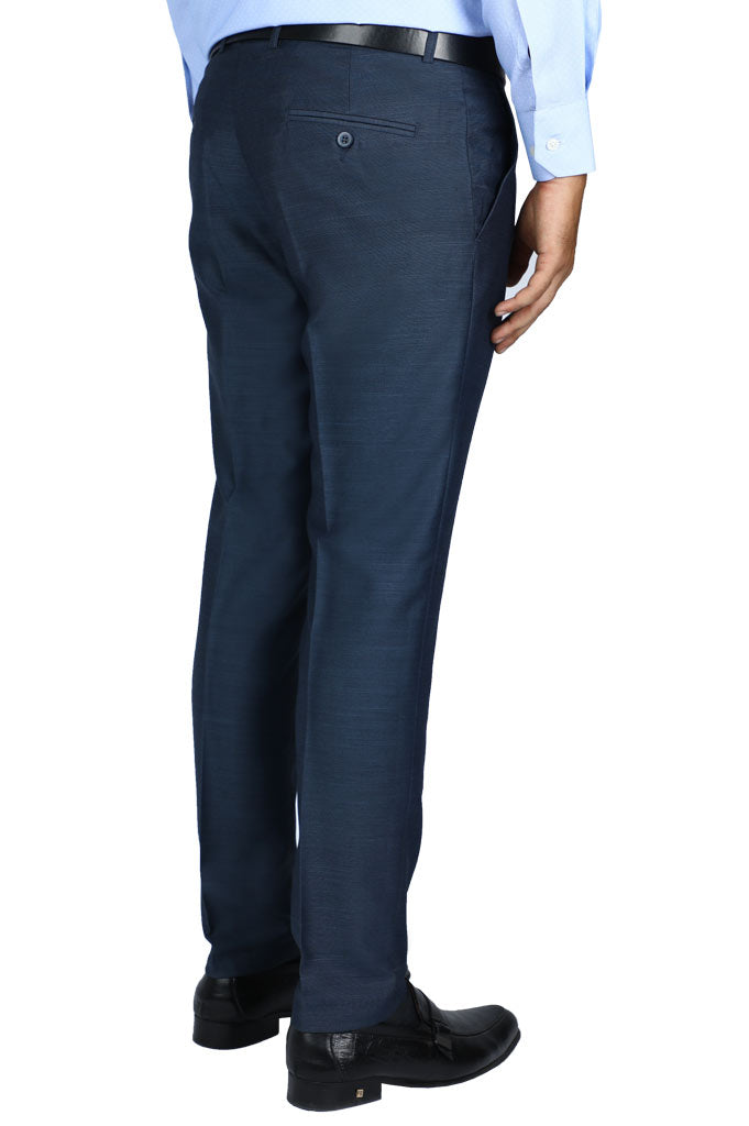 Formal Trouser for Men SKU: BA2890-L-Blue - Diners