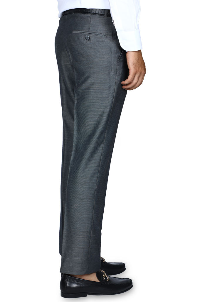 Formal Trouser for Men SKU: BA2891-L-GREY - Diners